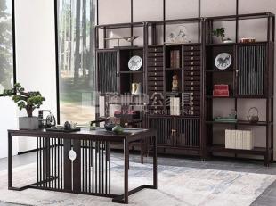 黑龙江新中式实木茶台