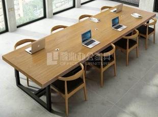 内蒙古工业风会议桌