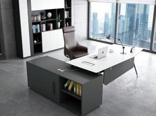 沈阳板式主管桌